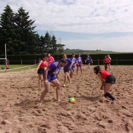 Beach rugby à Couches